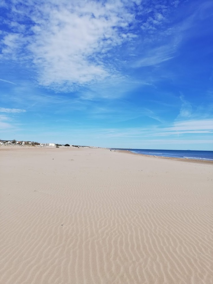 Urlaub am Meer imHerbst